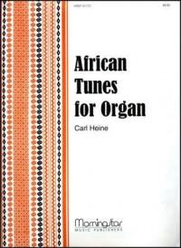 Carl Heine: African Tunes for Organ