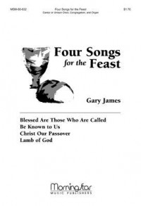 Gary James: Four Songs for the Feast