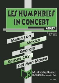 Les Humphries: Les Humphries in Concert