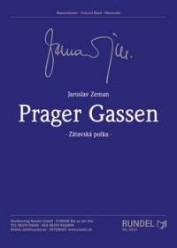 Jaroslav Zeman: Prager Gassen