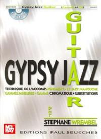 Stephane Wrembel: Gypsy guitar