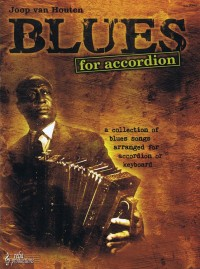 J. van Houten: Blues For Accordion