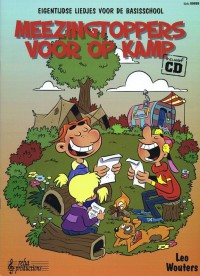 L. Wouters: Meezingtoppers Voor Op Kamp