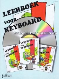 J. van Houten: Leerboek voor Keyboard 1/2/3 CD