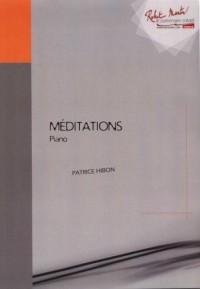 Patrice Hibon: Meditations