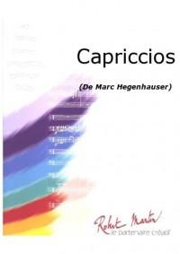 Marc Hegenhauser: Capriccios