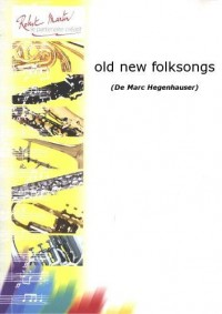 Marc Hegenhauser: Old New Folksongs
