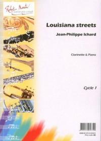 Jean-Philippe Ichard: Louisiana Streets