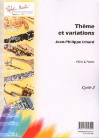 Jean-Philippe Ichard: Theme et Variations