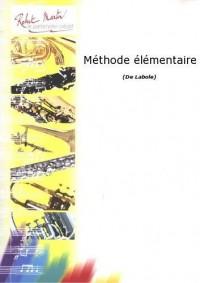 Pierre Labole: Méthode élémentaire