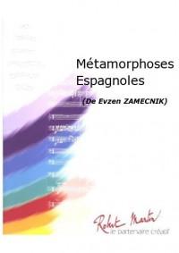 Evzen Zamecník: Metamorphoses Espagnoles
