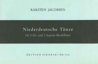 Karsten Jacobsen: Niederdeutsche Tänze
