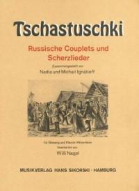 Michaíl Ignatíeff_Nadja Ignátieff: Tschastuschki