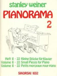 Stanley Weiner: Pianorama