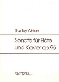 Stanley Weiner: Sonate