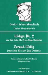 Dimitri Shostakovich: Walz Nr. 2 aus der Suite Nr. 2 für Jazz-Orchester