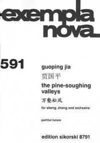 Guoping Jia: The pine-soughing valleys