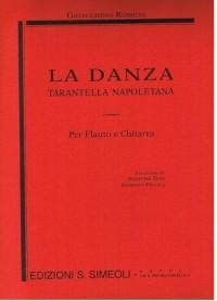 Salvatore Zeno: La danza tarantella napoletana