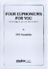 Yasuhide Ito: Four Euphoniums for You