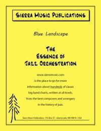 Geoff Keezer: Blue Landscape