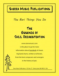 Geoff Keezer: Bari Things You Do, The