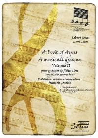 Jones: A Booke Of Ayres Volume II