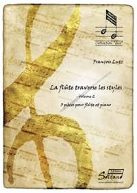 F. Lutz: La Flute Traverse Les Styles