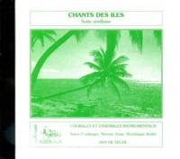 Amos Coulanges_Simone Jos: Chants des iles