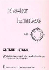 Hoogenberk: Klavierkompas 5 Ontdek De Etude