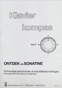 Hoogenberk: Klavierkompas 6 Ontdek De Sonatine