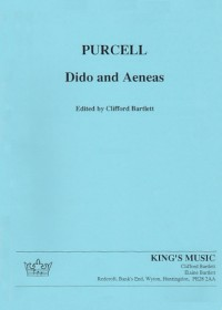 Purcell, Henry: Dido and Aeneas (Score)