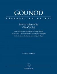 Gounod: Messe solennelle (Ste Cécile)