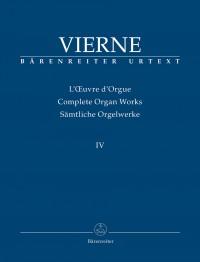 Vierne, Louis: Symphony No. 4 op. 32