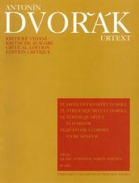 Dvorak, A: String Quartet No. 9 in D minor, Op.34