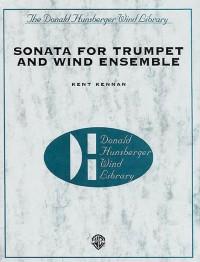 Kent Kennan: Sonata for Trumpet and Wind Ensemble