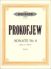 Prokofiev: Piano Sonata No. 8, op. 84