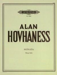 Hovhaness, A: Harp Sonata Op. 127