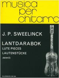Sweelinck, Jan Pieterszoon: Lautenstücke
