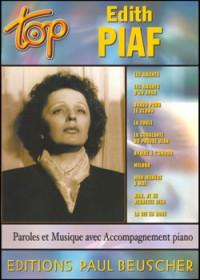 Top Piaf (topline/voice)
