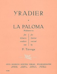 La Paloma, Habanera