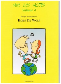 Koen de Wolf: Vive les Notes - Volume 4