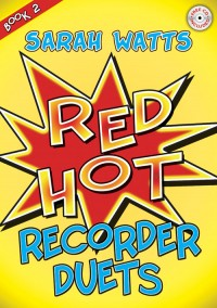 Red Hot Recorder Duets Book 2