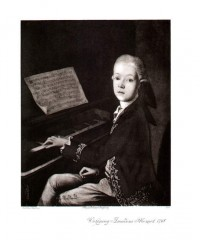Helbling, T: Mozart, Wolgang A. - Am Klavier