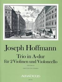 Hoffmann, J: Trio in A Major