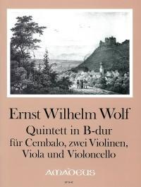 Wolf, E W: Quintet