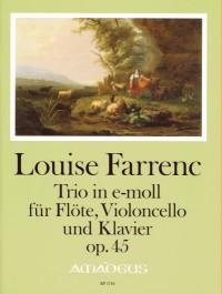 Farrenc, L: Trio op. 45