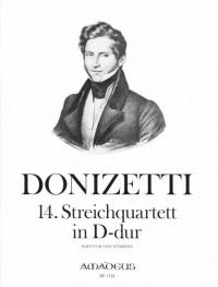 Donizetti, G: 14. Quartet