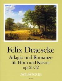 Draeseke, F: Adagio and Romance op. 31/32