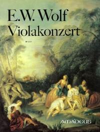 Wolf, E W: Concerto in F major