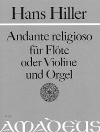 Hiller, H: Andante Religioso op. 64